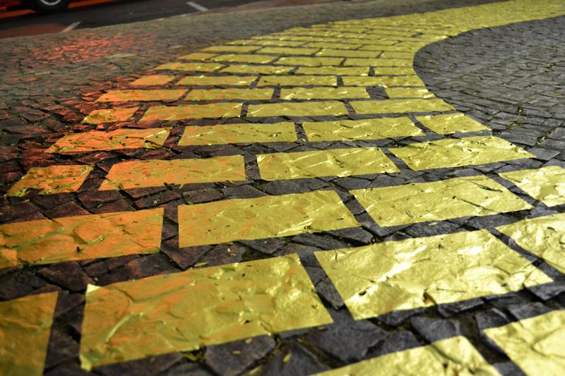 A Estrada dos Tijolos Dourados