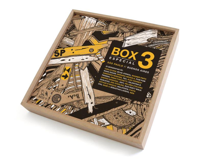 Box 3 – São Paulo / Buenos Aires