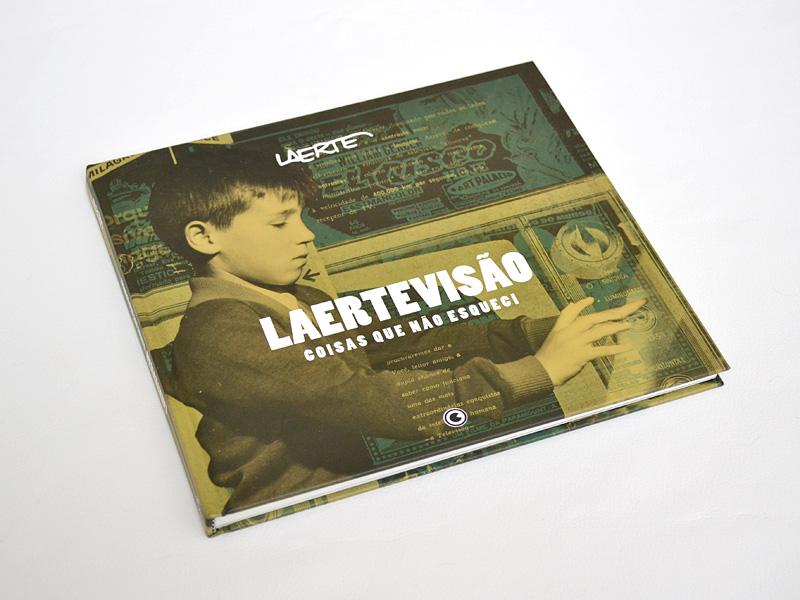 Livro Laertevisão
